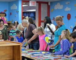Bishop School Celebrates Grandparent's Day!