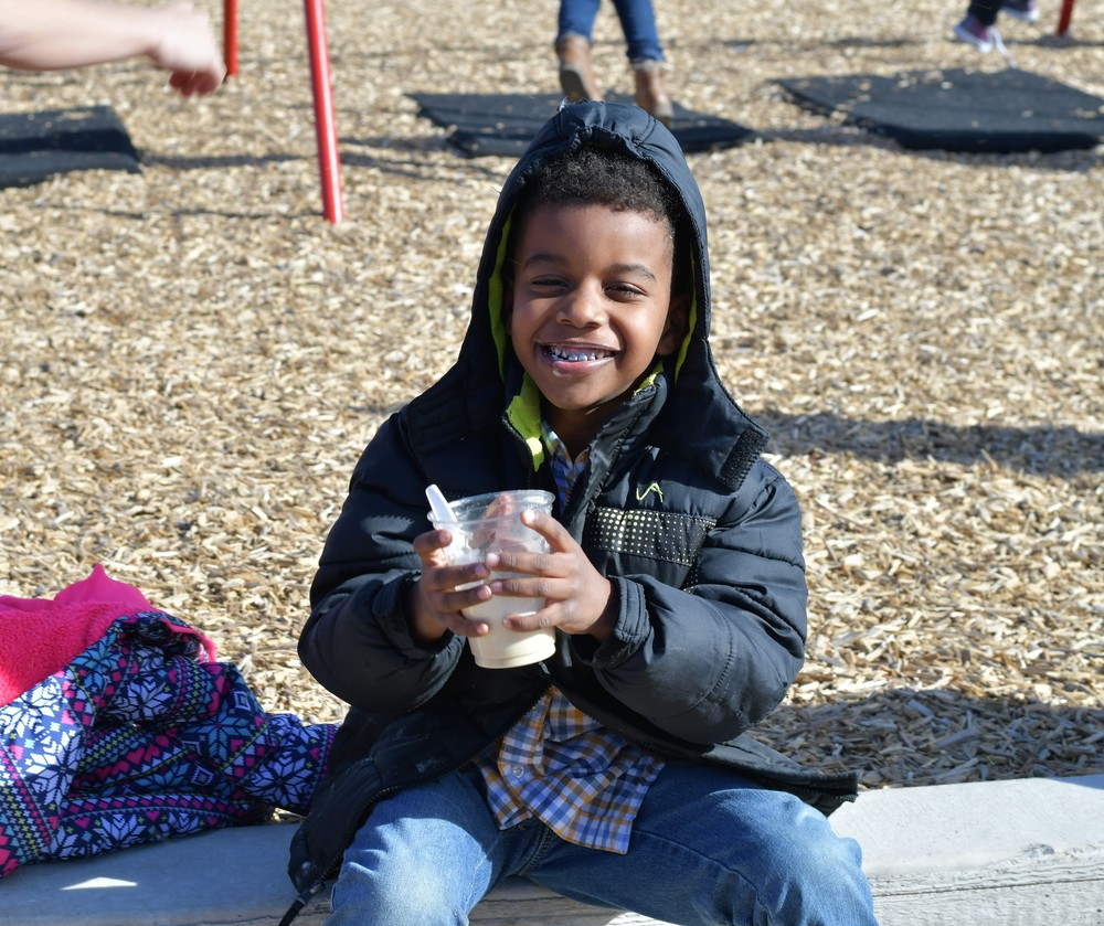 COKE FLOATS AND AN EXTRA RECESS! DOESN'T GET ANY BETTER THAN THIS!