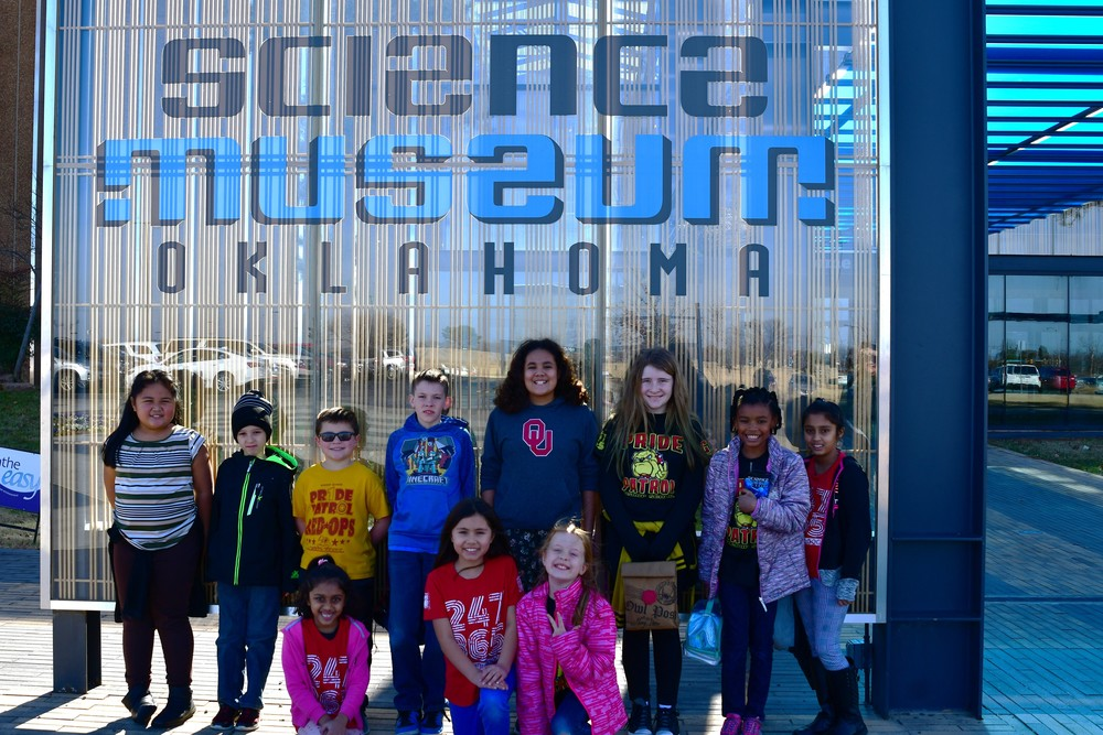 SCIENCE MUSEUM FIELD TRIP