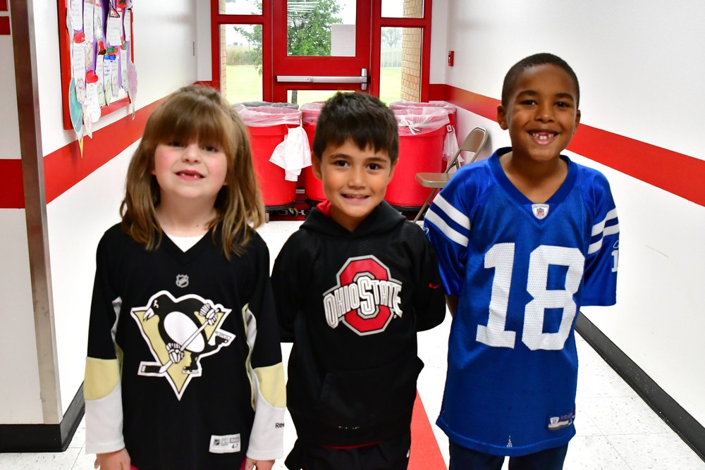 RED RIBBON WEEK - COLLEGE GEAR DAY