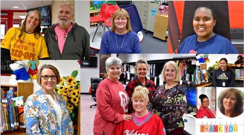 BISHOP SUPPORT STAFF APPRECIATION WEEK