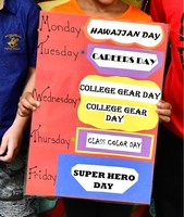 RED RIBBON SPIRIT WEEK - OCT 22-26