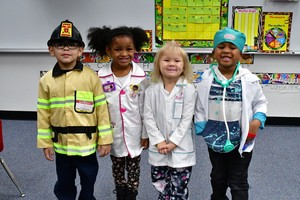 RED RIBBON WEEK - CAREERS DAY